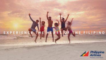 Poznaj serce Filipińczyków – Philippine Airlines rozpoczynają nową kampanię