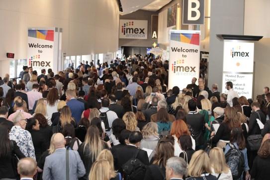 IMEX America w Las Vegas oficjalnie rozpoczęte