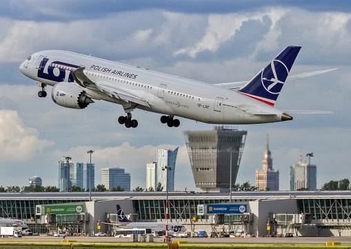 Nowe bezpośrednie połączenie do Singapuru z Lotniska Chopina