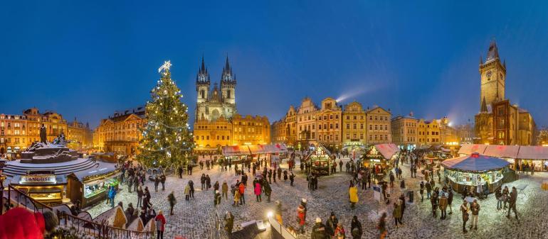 Czechy zapraszają na jarmarki bożonarodzeniowe