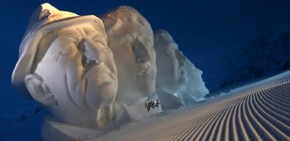 Ischgl świętuje 25 lat śnieżnej sztuki
