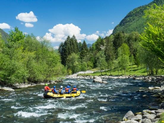 Wodne atrakcje we włoskim Trentino