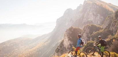 Trentino raj dla rowerzystów