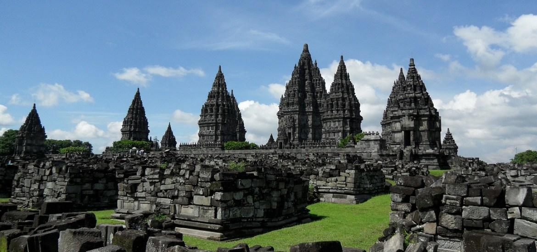Rajskie wyspy Indonezji