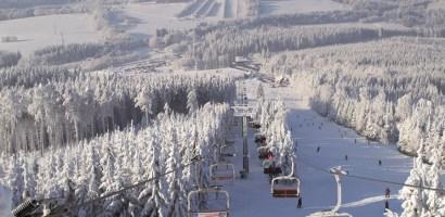 Start sezonu narciarskiego w Czechach