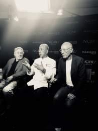 Robert De Niro, Nobu Matsuhisa i Meir Teper otworzą hotel i restaurację Nobu w Warszawie