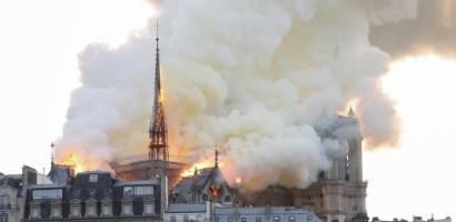 Piekło katedry Notre Dame – Płonie wielowiekowy klejnot Paryża!