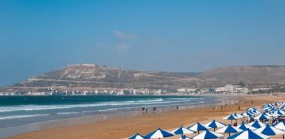 Atlantyckie wybrzeże Maroka