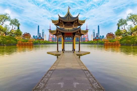 Pekin w Blue City