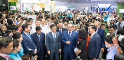 ITE HCMC 2019 officially opens today