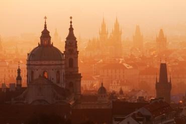 Praga z lotu ptaka – jest niezwykła!
