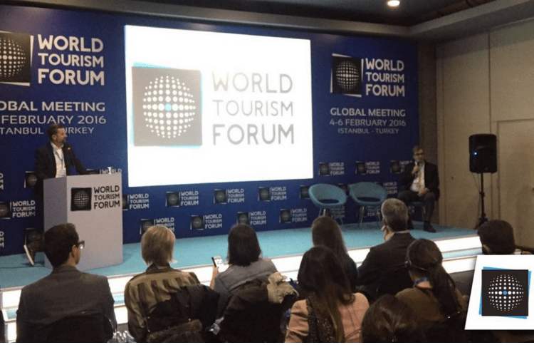 Visiting The World Tourism Forum