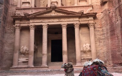 Martina e la sua esperienza in Giordania