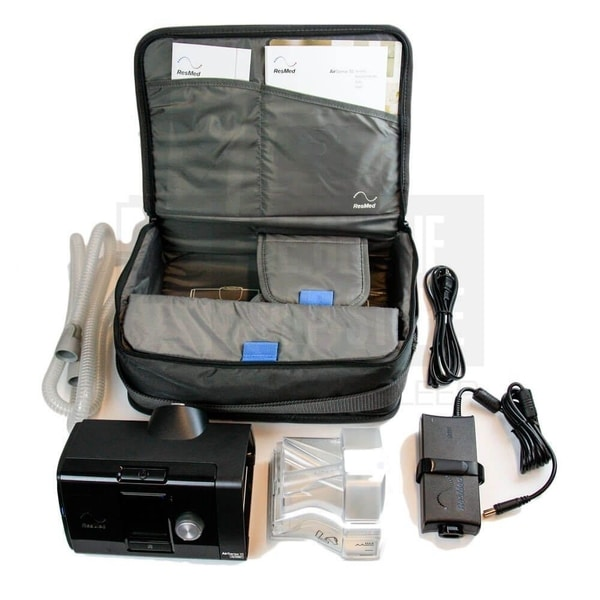 Airsense 10 ResMED CPAP Machine With Travel Case