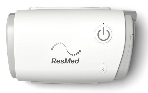 Smallest Travel CPAP With Humidifier - Resmed Airmini