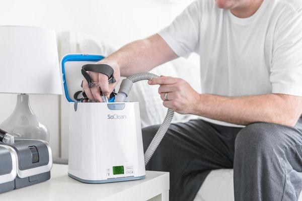 Best CPAP Cleaning Machine - Soclean2 CPAP Sanitizing Machine