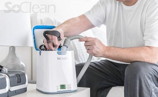 SoClean 2 CPAP Sanitizing Machine
