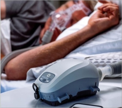 Quietest CPAP Machine On The Market - Transcend II Travel CPAP Machine