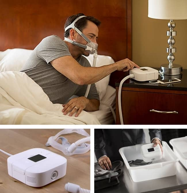 Best Travel CPAP Machine - Dreamstation Go Auto CPAP Machine