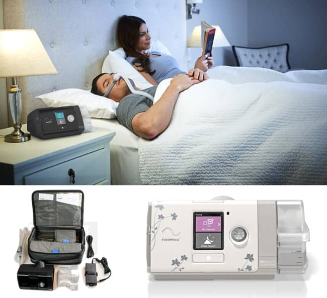 Best Travel CPAP Machine - ResMED Airsense 10 AutoSet Travel CPAP Machine