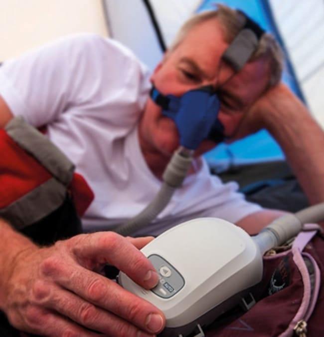 Best Travel CPAP Machine - Transcend II Travel CPAP Machine