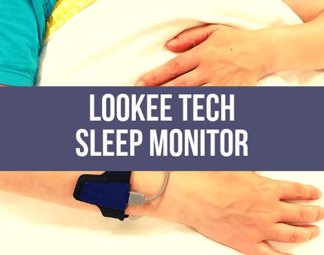 Lookee Tech Sleep Monitor (Canva)