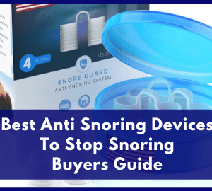 Best Anti Snoring Devices To Stop Snoring Page Image