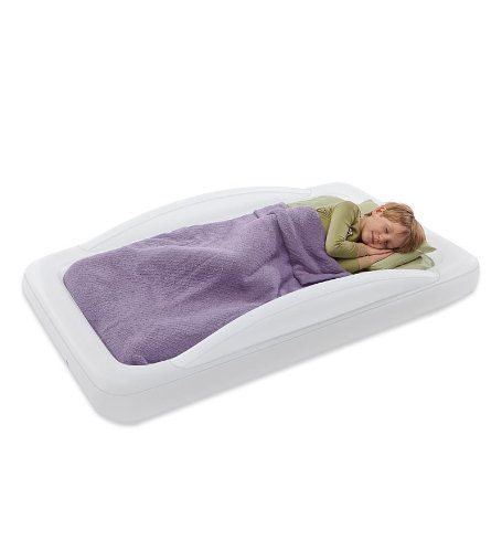 Shrunks Indoor Toddler Inflatable Travel Bed Review Crib Reviews