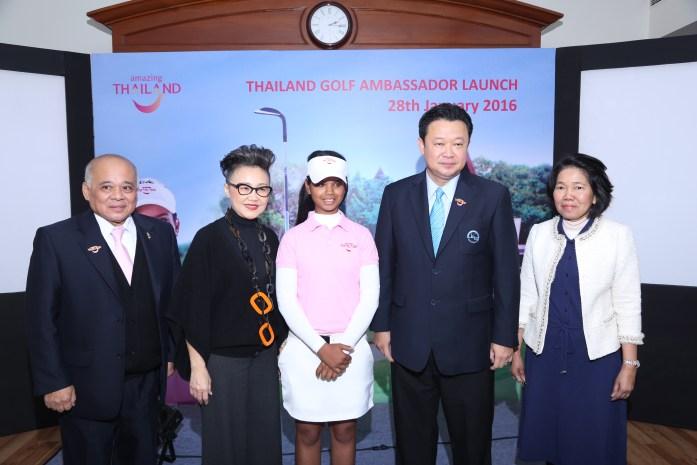 Thailand Golf Ambassador Launch