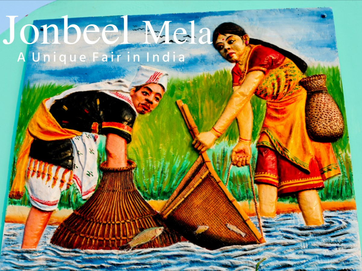 Jonbeel Mela: A Unique Fair Where People Still Practice Barter system