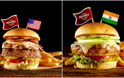 World Burger Tour 2016 at Hard Rock Cafe
