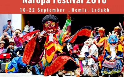 Upcoming Festival in Ladakh : Naropa Festival