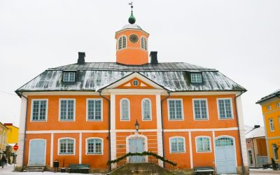 Day Trip To Porvoo: The Colorful Town Of Finland