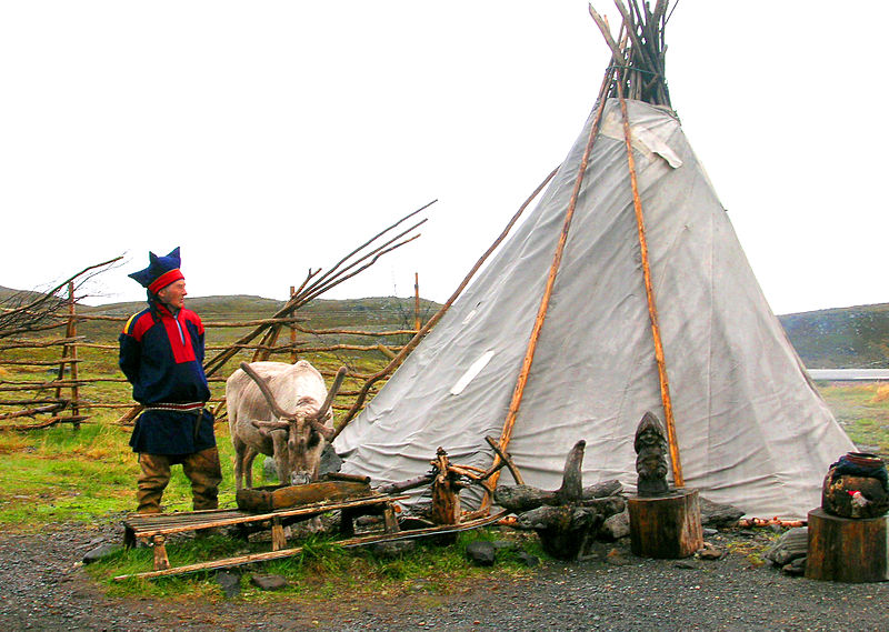 Share the smile with the Sami People : The Indigenous people of Europe