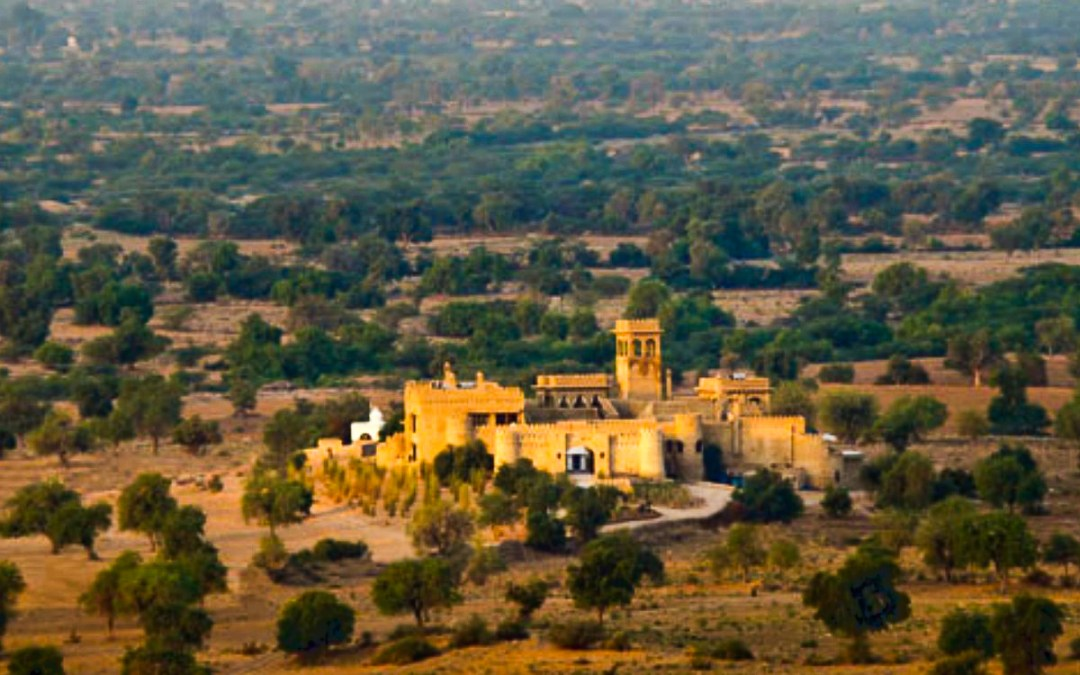 Mihir Garh: World's Most Extraordinary Hotel Named by Lonely Planet