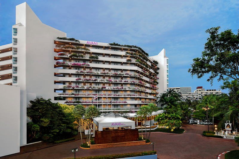 AVANI Pattaya Resort & Spa : The Luxury Resort With A Tropical Oasis
