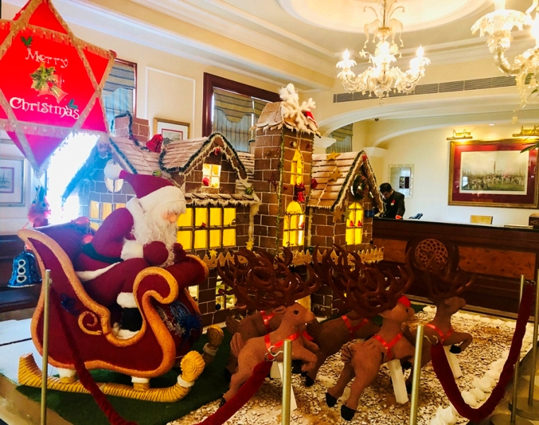 Celebrate Christmas and New Year festivities at The IMPERIAL