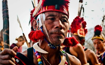 In Pictures: Fascinating Faces From Hornbill Festival in Nagaland