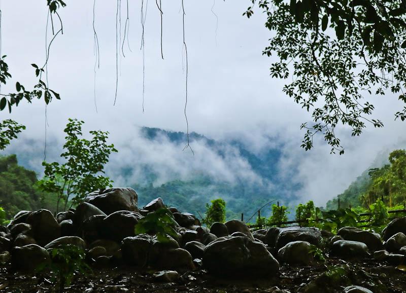 A Rainy day in Basar, Arunachal Pradesh