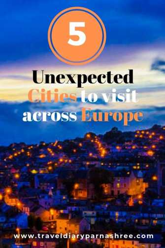 5 unexpected cities to visit across Europe