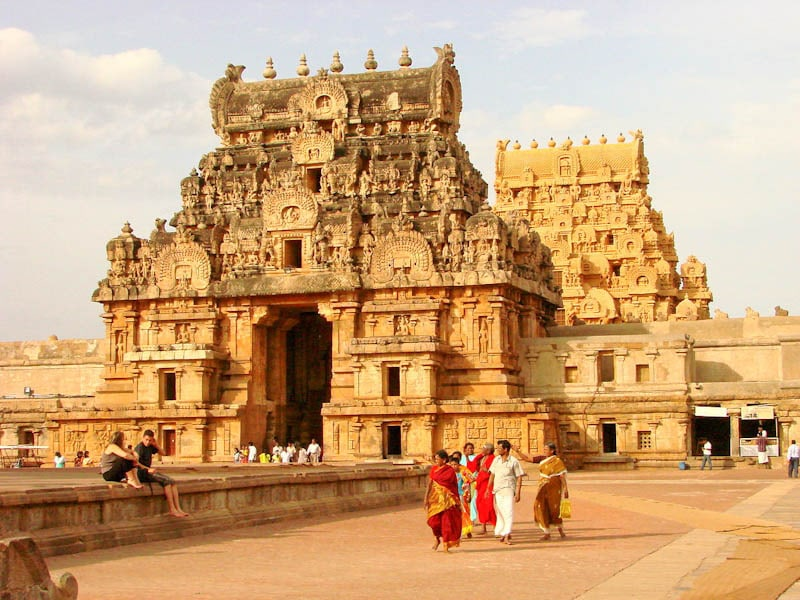 These Temples in Tamil Nadu Should Not Be Missed