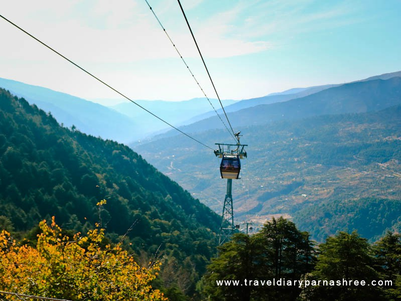 Skyview Patnitop: A New Adventure Destination in Jammu