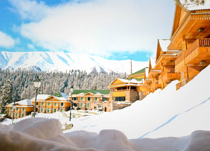 The Khyber Himalayan Resort & Spa: A Must Have Luxury Experience In Gulmarg, Kashmir