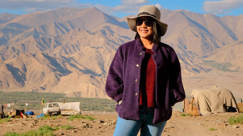 Living with the Changpas of Ladakh