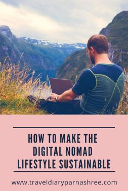 Ways to Make the Digital Nomad Lifestyle Sustainable