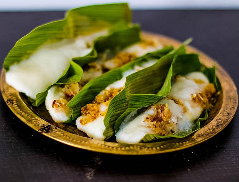 Enduri Pitha is one of the authentic dishes of Odisha
