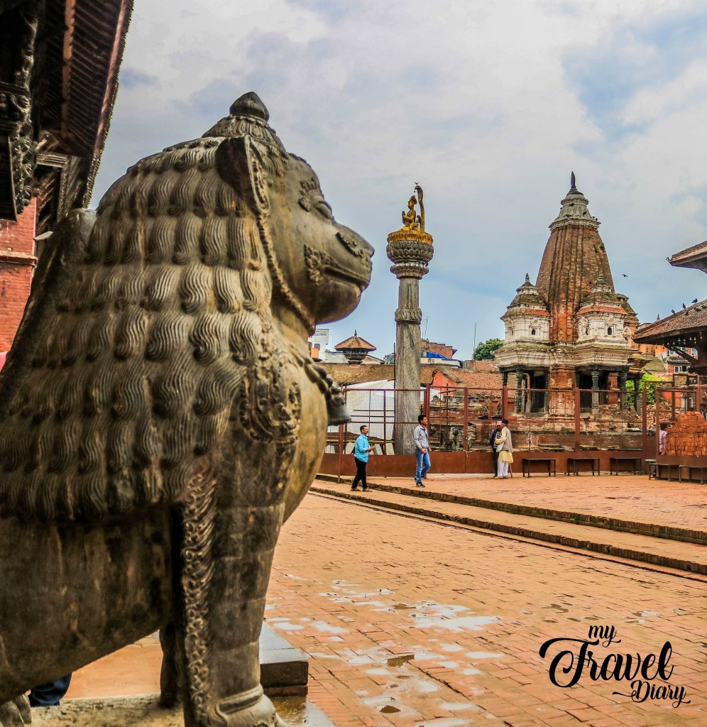 Patan is nothing less than an architectural treasure