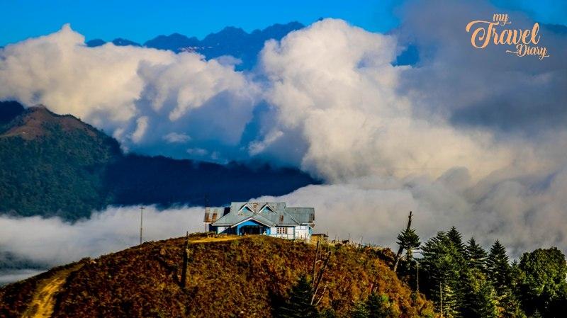 Lonely Mandala Birding Lodge in Dirang, Arunachal Pradesh