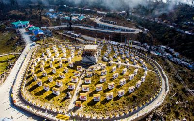 MANDALA TOP 108 MANE: A NEW TOURIST ATTRACTION IN DIRANG