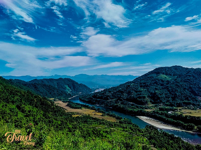 Unmatched scenic beauty of Aalo in Arunachal Pradesh